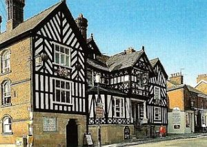 Lion and Swan - Congleton